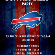 11.30.2015 Buffalo Bills vs. NE Patriots