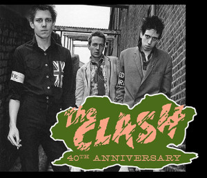 ABV The Clash Event, Clash City Rockers, The Clash turns 40 Party at ABV